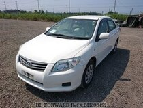 Used 2011 TOYOTA COROLLA AXIO BH393492 for Sale for Sale