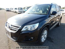 Used 2011 VOLKSWAGEN TIGUAN BH393672 for Sale for Sale