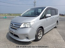 Used 2011 NISSAN SERENA BH393401 for Sale for Sale