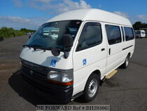 Used 2003 TOYOTA REGIUSACE COMMUTER BH393663 for Sale for Sale