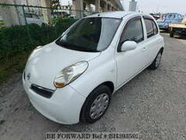 Used 2008 NISSAN MARCH BH393502 for Sale for Sale