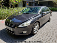 2011 PEUGEOT 508 ALLURE PLUS NAV