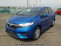 Used 2017 HONDA FIT BH395655 for Sale for Sale