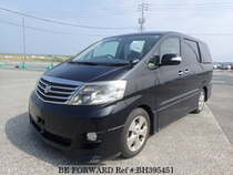 Used 2007 TOYOTA ALPHARD BH395451 for Sale for Sale
