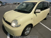 Used 2003 TOYOTA SIENTA BH395533 for Sale for Sale