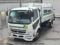 Used 2009 MITSUBISHI FIGHTER BH395680 for Sale for Sale