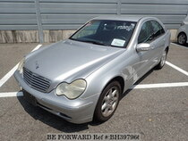 Used 2002 MERCEDES-BENZ C-CLASS BH397966 for Sale for Sale