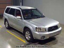 Used 2002 SUBARU FORESTER BH396394 for Sale for Sale