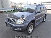 Used 2005 TOYOTA LAND CRUISER PRADO BH396369 for Sale for Sale