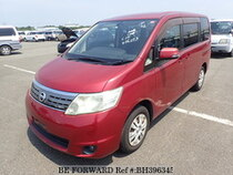 Used 2009 NISSAN SERENA BH396345 for Sale for Sale