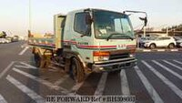 1996 MITSUBISHI FUSO FUSO OTHERS
