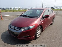 Used 2010 HONDA INSIGHT BH398527 for Sale for Sale