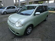 Used 2008 TOYOTA SIENTA BH398918 for Sale for Sale