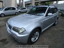 Used 2007 BMW X3 BH398920 for Sale for Sale