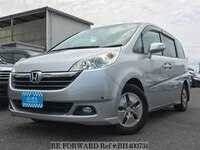 2007 HONDA STEP WGN