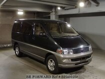 Used 1998 TOYOTA REGIUS WAGON BH401238 for Sale for Sale