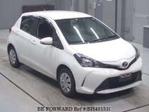 Used 2015 TOYOTA VITZ BH401510 for Sale for Sale