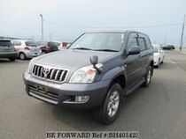 Used 2003 TOYOTA LAND CRUISER PRADO BH401423 for Sale for Sale