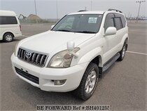 Used 2007 TOYOTA LAND CRUISER PRADO BH401255 for Sale for Sale
