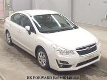 Used 2015 SUBARU IMPREZA G4 BH401529 for Sale for Sale
