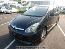Used 2007 TOYOTA WISH BH401745 for Sale for Sale