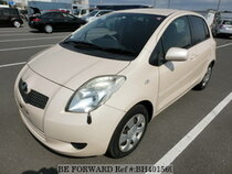 Used 2005 TOYOTA VITZ BH401569 for Sale for Sale