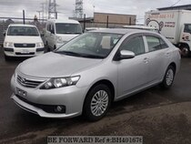 Used 2015 TOYOTA ALLION BH401676 for Sale for Sale