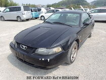 Used 2002 FORD MUSTANG BH402596 for Sale for Sale