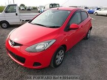 Used 2008 MAZDA DEMIO BH402561 for Sale for Sale