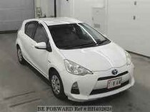 Used 2013 TOYOTA AQUA BH402624 for Sale for Sale