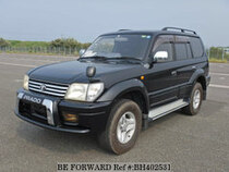 Used 1999 TOYOTA LAND CRUISER PRADO BH402531 for Sale for Sale