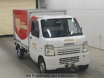 Used 2008 SUZUKI CARRY TRUCK BH402472 for Sale for Sale
