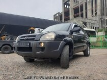 Used 2006 HYUNDAI TUCSON BH403999 for Sale for Sale