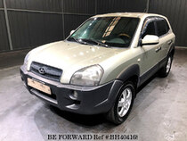 Used 2004 HYUNDAI TUCSON BH404168 for Sale for Sale