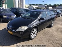Used 2002 NISSAN PRIMERA BH404586 for Sale for Sale