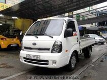 Used 2017 KIA BONGO BH405422 for Sale for Sale