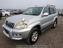 Used 2005 TOYOTA LAND CRUISER PRADO BH405215 for Sale for Sale