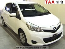 Used 2013 TOYOTA VITZ BH404877 for Sale for Sale