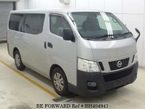 Used 2015 NISSAN CARAVAN VAN BH404941 for Sale for Sale