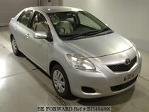 Used 2012 TOYOTA BELTA BH404890 for Sale for Sale