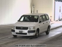 Used 2005 TOYOTA SUCCEED VAN BH405333 for Sale for Sale