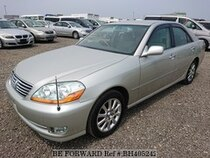 Used 2004 TOYOTA MARK II BH405242 for Sale for Sale