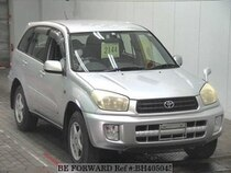 Used 2002 TOYOTA RAV4 BH405045 for Sale for Sale