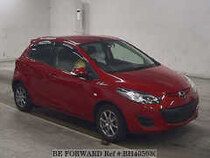Used 2013 MAZDA DEMIO BH405030 for Sale for Sale