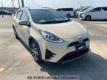 Used 2018 TOYOTA AQUA BH408517 for Sale for Sale