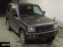 Used 2003 MITSUBISHI PAJERO MINI BH407441 for Sale for Sale