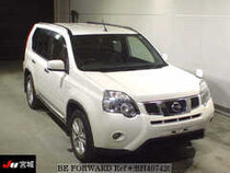 Used 2013 NISSAN X-TRAIL BH407420 for Sale for Sale