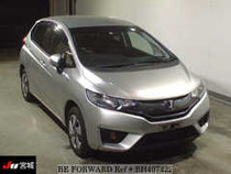 Used 2015 HONDA FIT HYBRID BH407422 for Sale for Sale