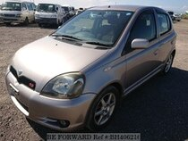 Used 2001 TOYOTA VITZ BH406216 for Sale for Sale