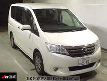 Used 2013 NISSAN SERENA BH407429 for Sale for Sale